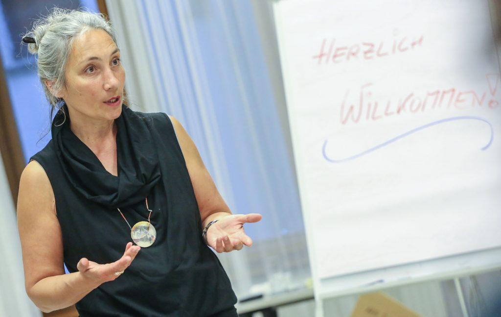 Workshop mit Petra Unger